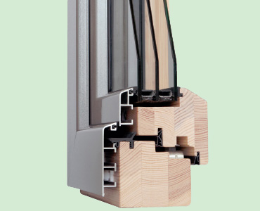 Fenster fensterbau schneider gmbh for Holz aluminium fenster