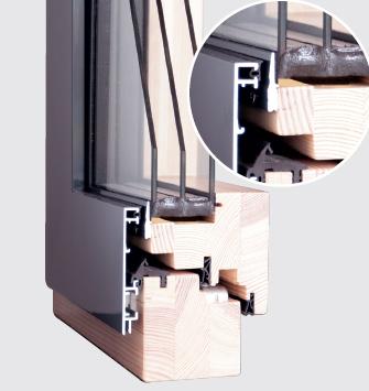 fenster holz aluminium fenster fensterbau schneider gmbh. Black Bedroom Furniture Sets. Home Design Ideas